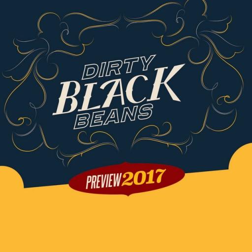 Dirty Black Beans